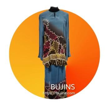 Grace - Ladies Top Crepe Silk (S) - BUJINS