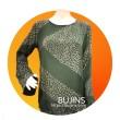 Basic Demure Ladies Top (S) - BUJINS