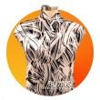 Premium Satin Fabric Batik Sentuhan Kasih Design - 2.4M - BUJINS