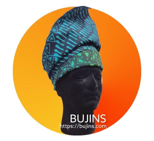Tengkolok Batik Jebat Design - BUJINS