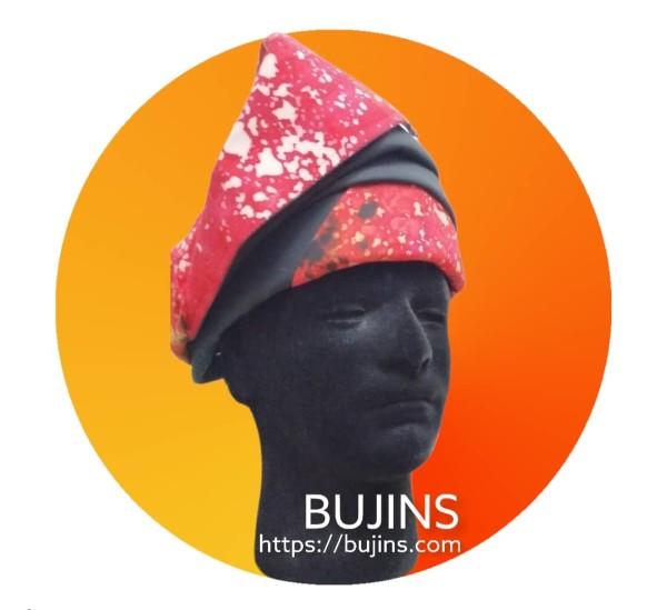 Tengkolok Batik  Tuah Design - BUJINS
