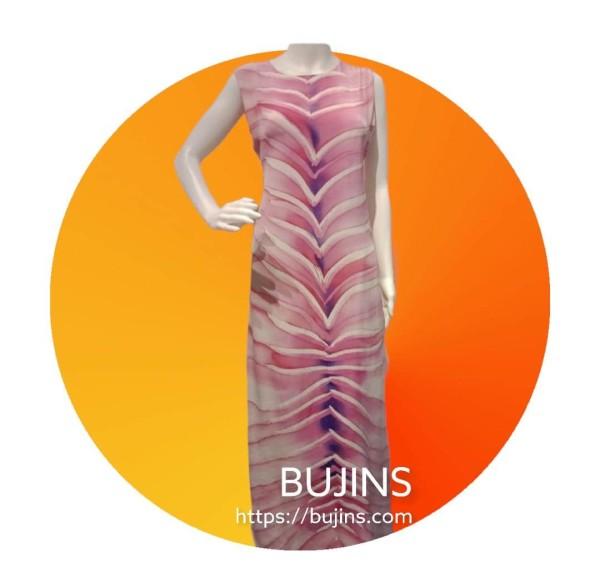 Premium Crepe Ladies Dress - (S/M) - BUJINS