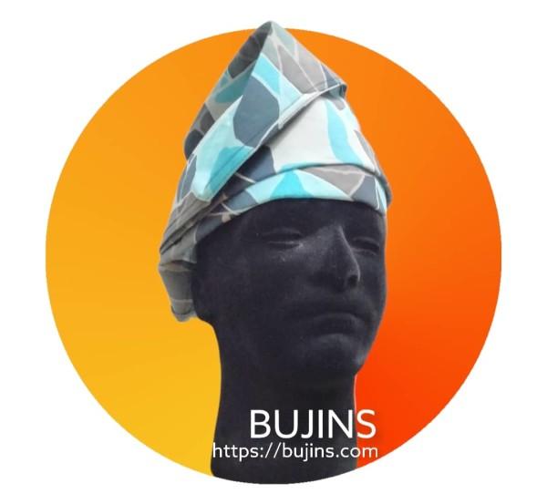 Tengkolok Batik Lekir Design - BUJINS