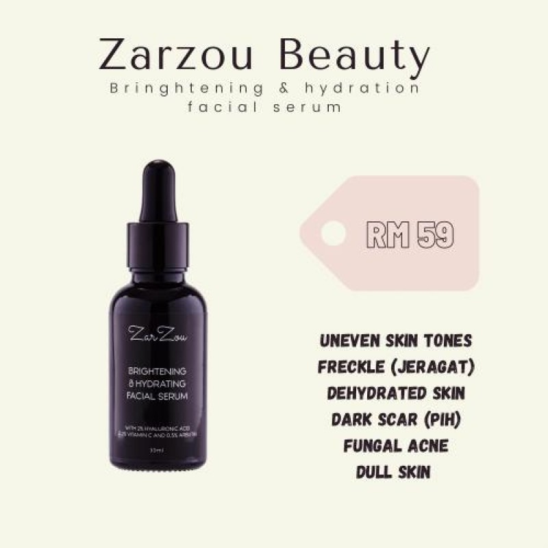 HYDRATION & SOOTHING (FACIAL SERUM) - Order JER