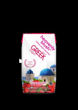 Heavenly Blush Greek Strawberry