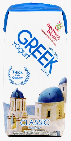 Heavenly Blush Greek Classic