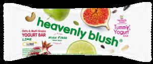 Heavenly Blush Tummy Yogurt Bar Lime - Heavenly Mart