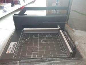ORIGIN Paper Cutter A3 XT-500| Pemotong Kertas A3 500 Lembar - Toko Online Mesin Jilid, Laminating, Pemotong kertas