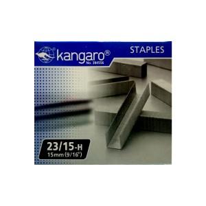 Isi Staples Kangaro 23/15 - Toko Online Mesin Jilid, Laminating, Pemotong kertas