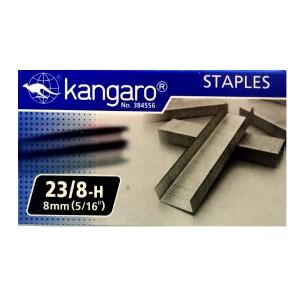 Isi Staples Kangaro 23/8 - Toko Online Mesin Jilid, Laminating, Pemotong kertas