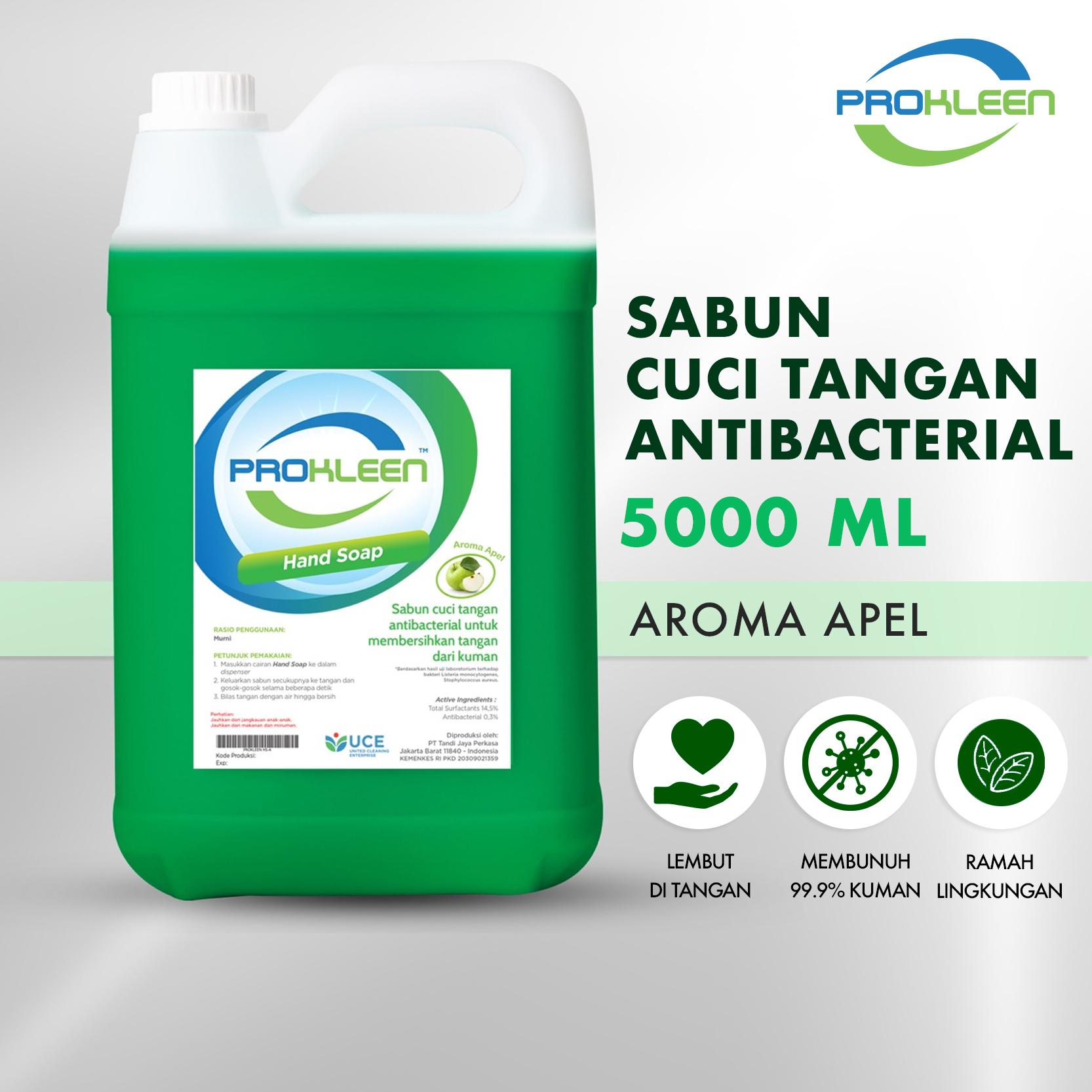 Sabun Cuci Tangan HAND SOAP PROKLEEN 5L