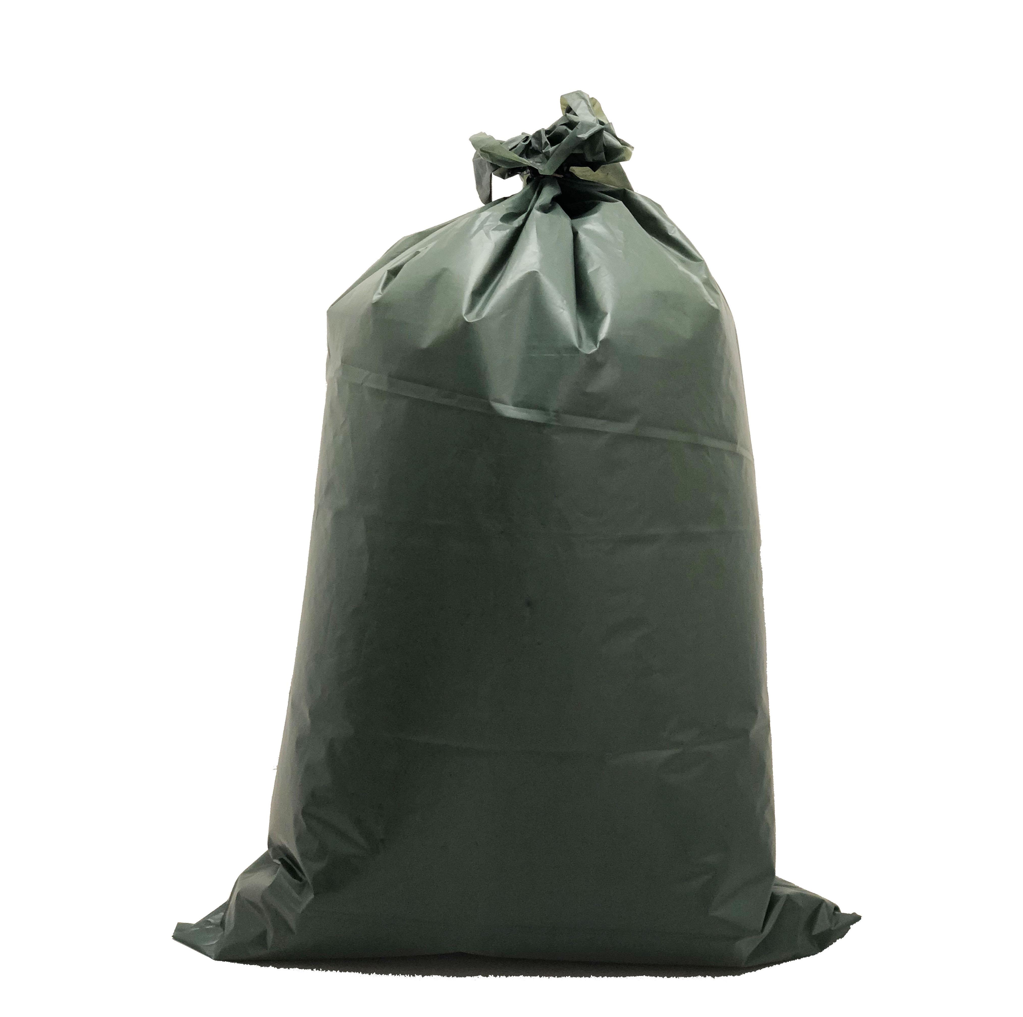 Plastik Sampah HIJAU / Trash Bag TEBAL BERKUALITAS 70-90micron