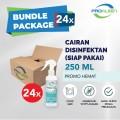 [BUNDLE] Disinfectant Spray Food Grade PROKLEEN 250mL - 24pcs - United Cleaning Enterprise