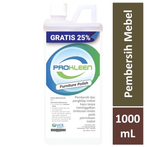 Pembersih Pengkilap Mebel Furniture Polish PREMIUM 1000ml - United Cleaning Enterprise