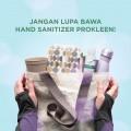 [BUNDLE] Hand Sanitizer GEL 70% Food Grade PROKLEEN 100mL - 48pcs - United Cleaning Enterprise
