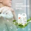 [BUNDLE] Sabun Mandi BATH & BODY WASH FOAM 1000mL +Pump 500mL - United Cleaning Enterprise