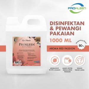 Parfum Laundry PREMIUM MURNI GRADE-A PROKLEEN 1000mL - United Cleaning Enterprise