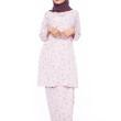 Pink Dahlia Kurung - Iman Raudah Official