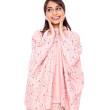 Baby Pink Jasmine Kurung - Iman Raudah Official