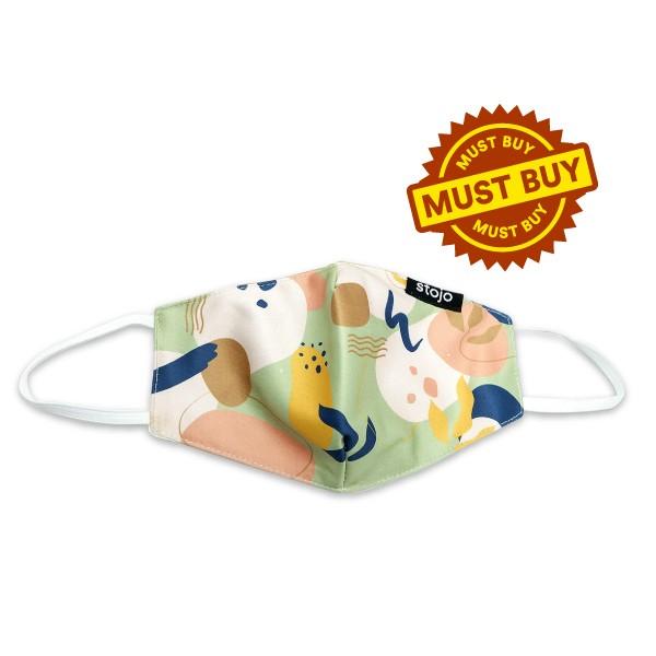 Stojo Must Buy Item - Mask Sage - Only IDR 9,900 each