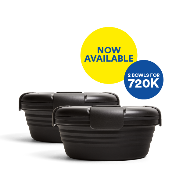 Good things come in pairs. Bundle & Save for Ink Bowl