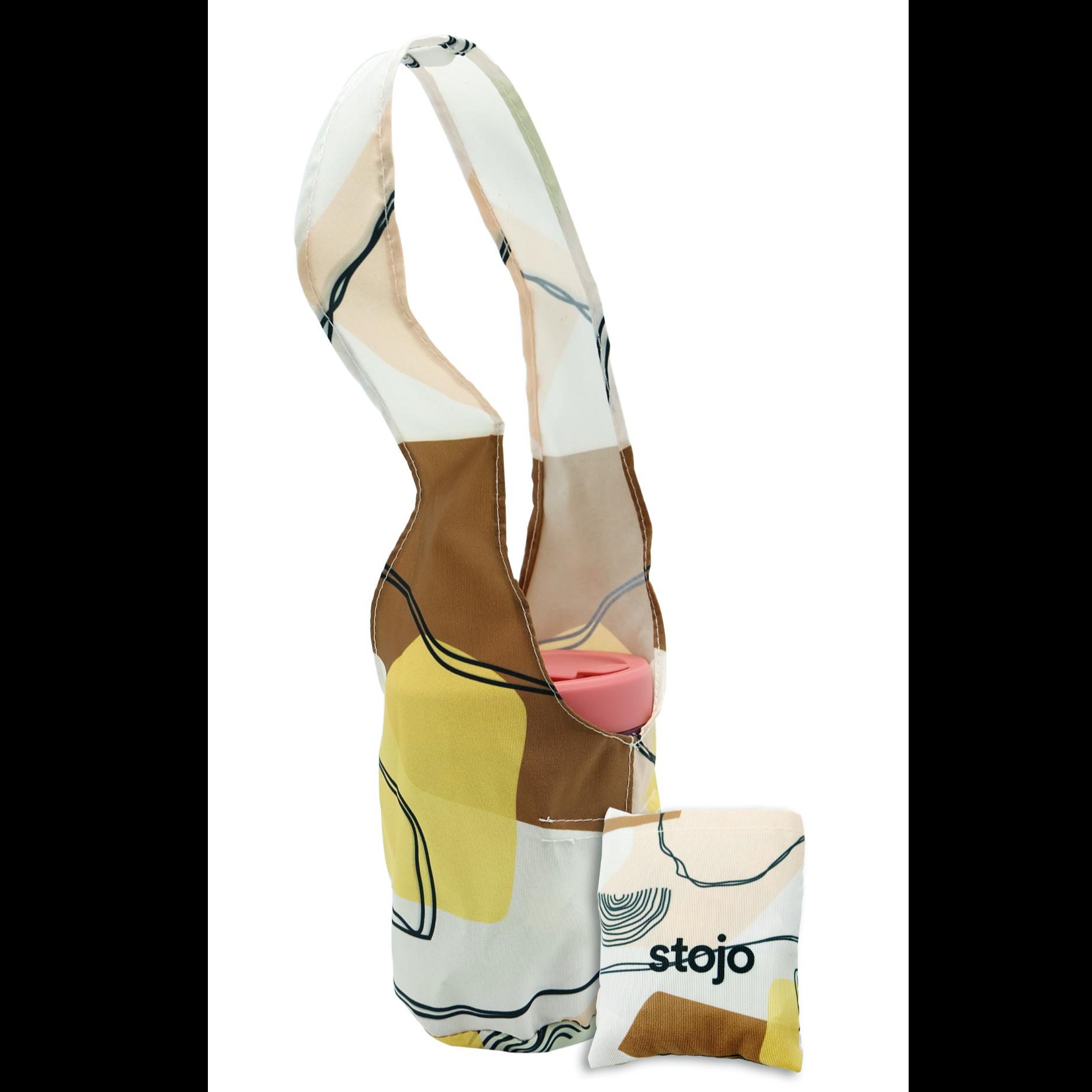 Stojo - Cup Bag Choco