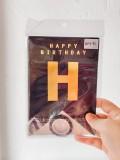 HAPPY BIRTHDAY BANNER - RARA KITCHY