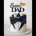 TUXEDO CAKE - RARA KITCHY