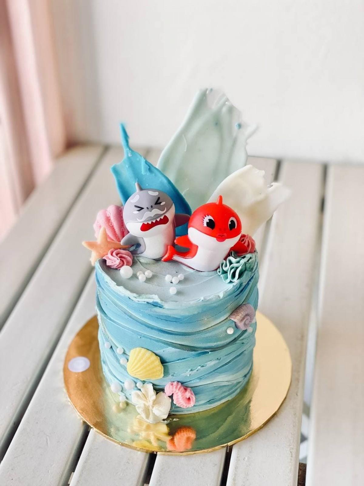 BABY SHARK - RARA KITCHY