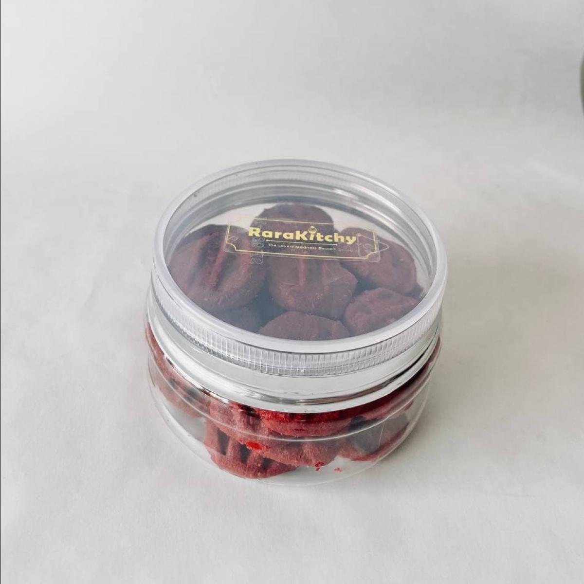 RED VELVET COOKIES (SMALL) - RARA KITCHY