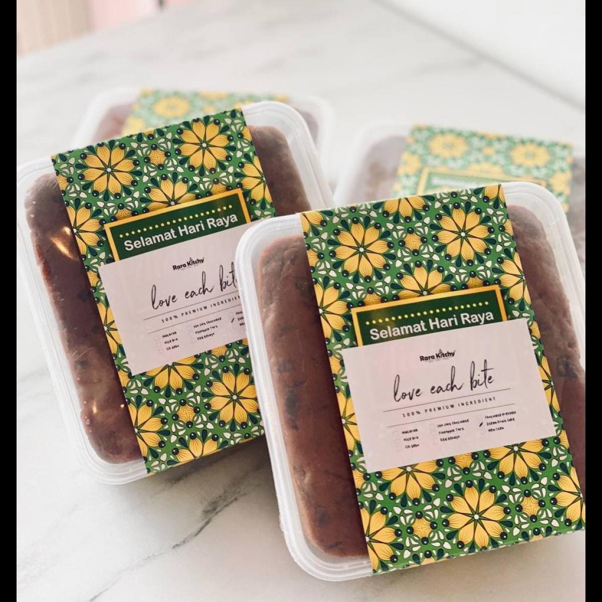 WHOLE FRUIT CAKE (PROMO EID ADHA) - RARA KITCHY