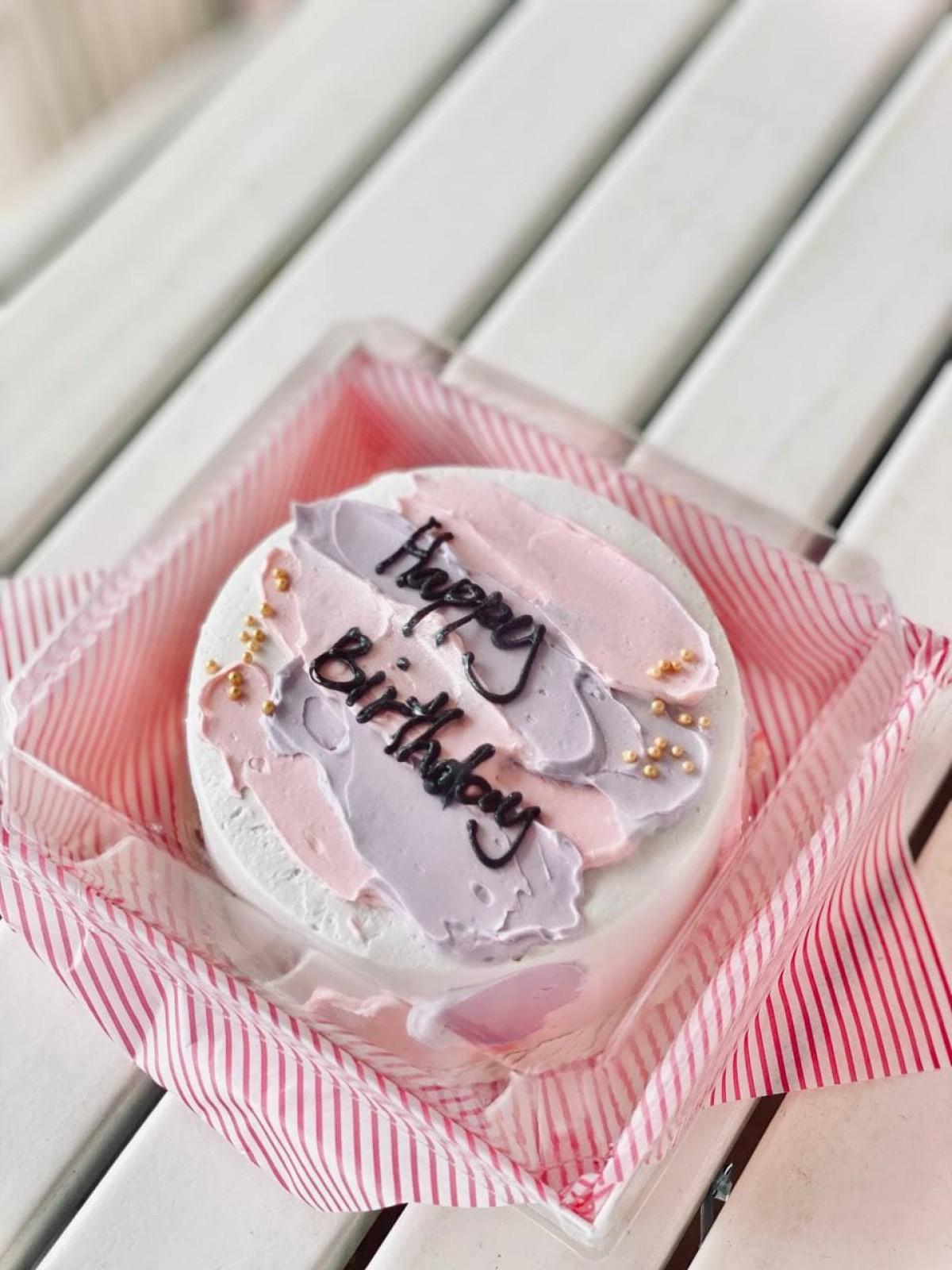 BENTO CAKE - RARA KITCHY