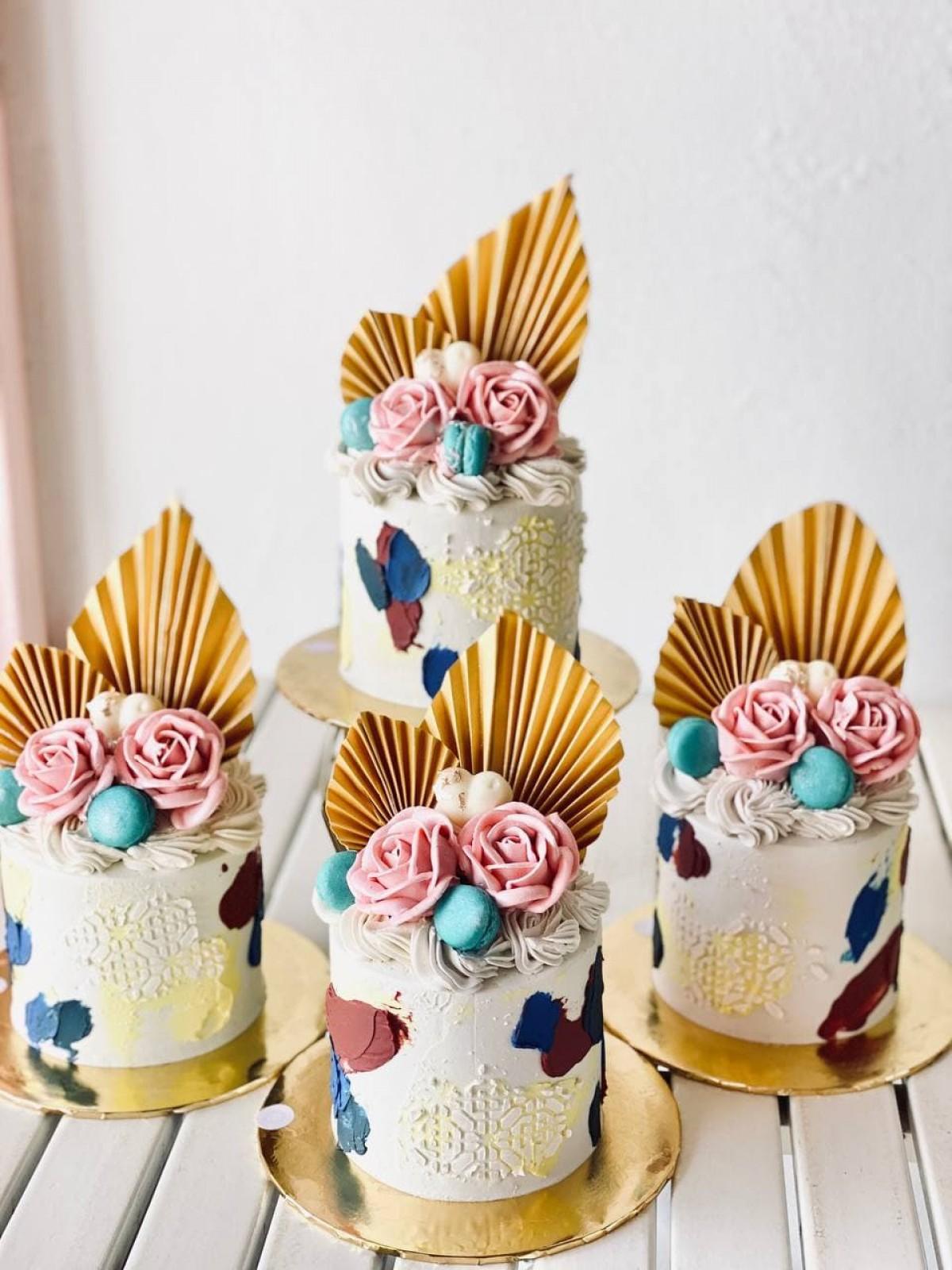 MERDEKA CAKE - RARA KITCHY