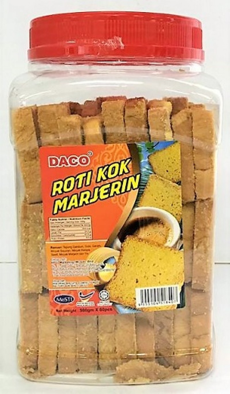 DACO 60'S ROTI KOK MARJERIN 500G