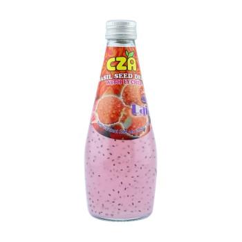 BASIL SEED DRINK - LYCHEE 290ML