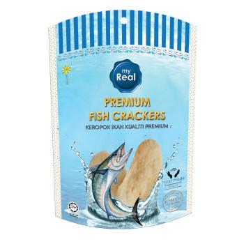 50g myReal Premium Fish Crackers