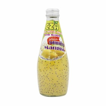 BASIL SEED DRINK - MANGO 290ML
