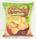 KUSUKA CASSAVA CHIPS - SEAWEED 180G - Kanpeki