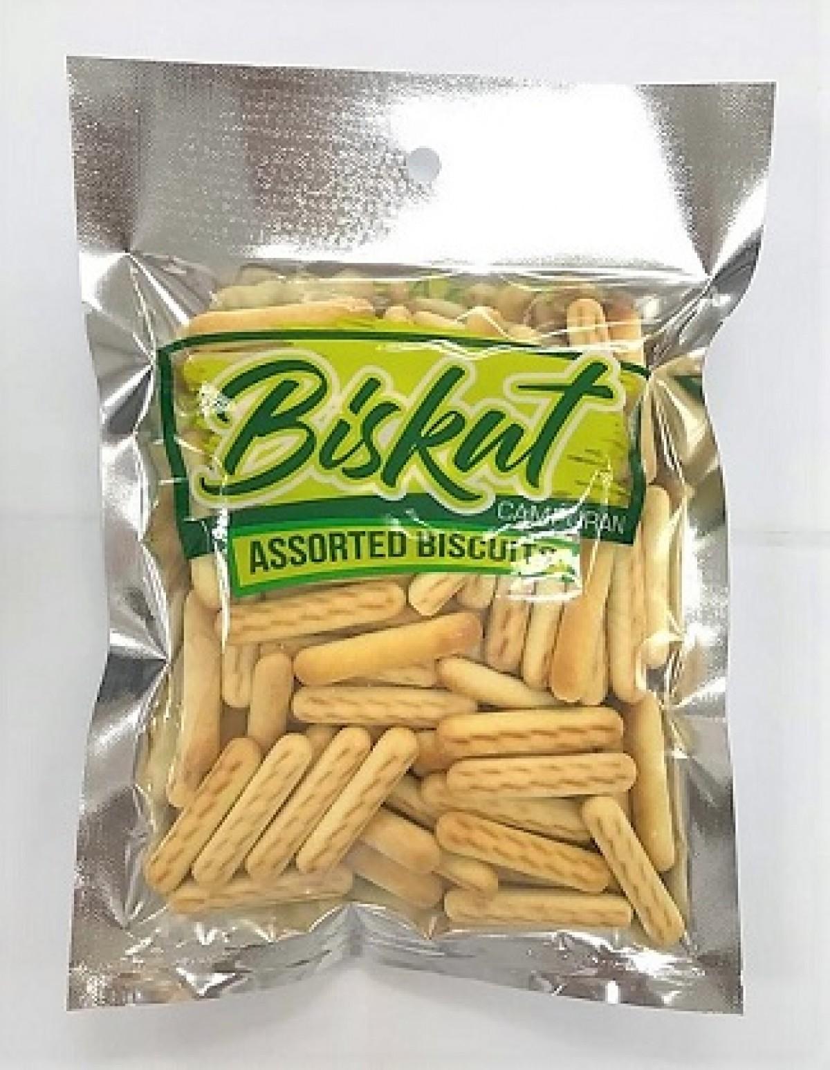 (PACK) MINI BISCUIT STICK 100G - Kanpeki