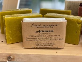 artemisia natural soap