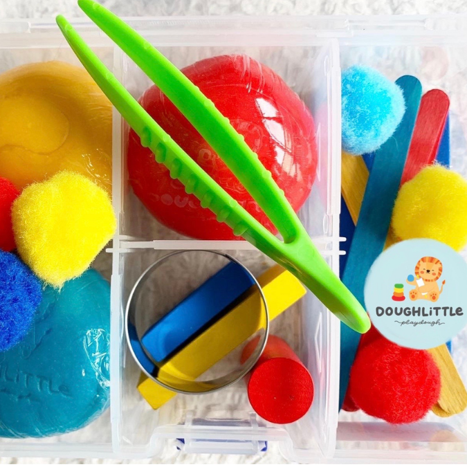 Oh! The Colours! Toddler Box