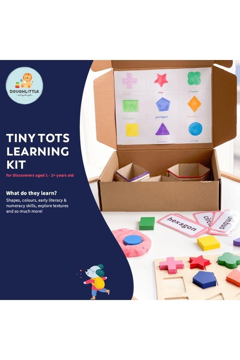 Tiny Tots Kit (Ages 1-2)