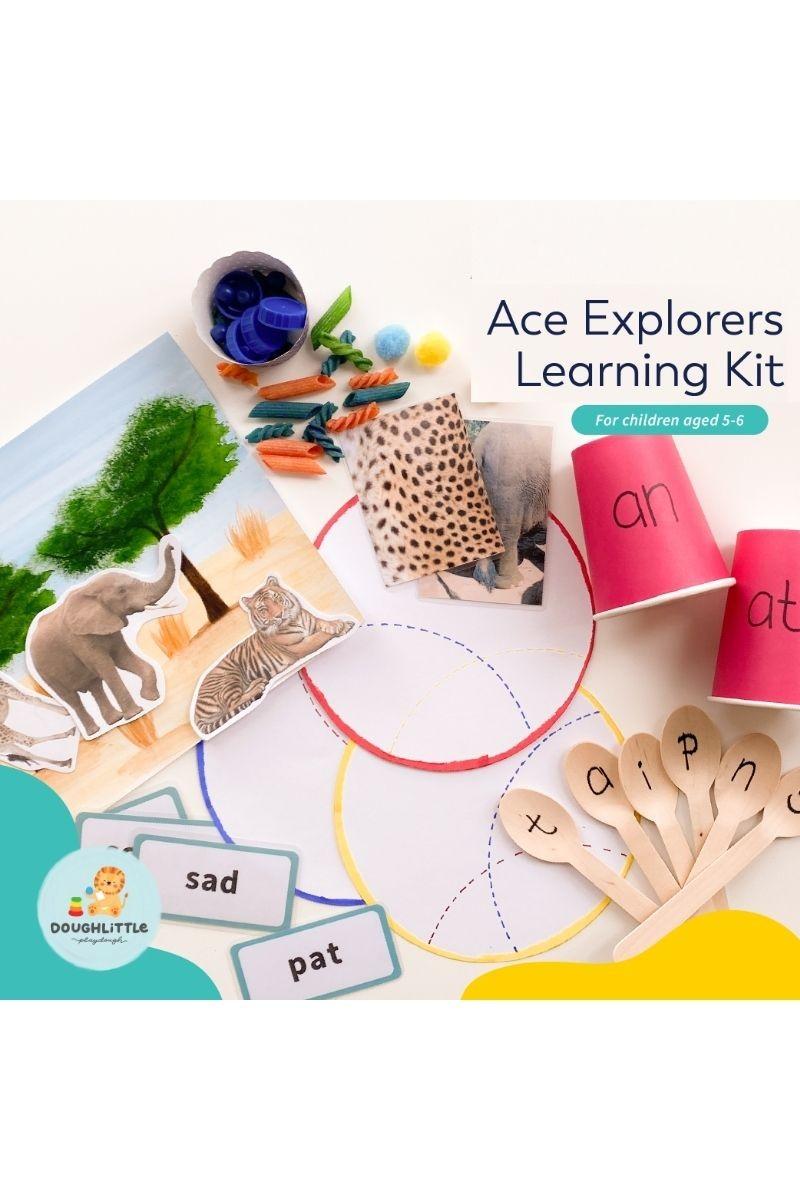 Ace Explorer Kit (Ages 5-6)