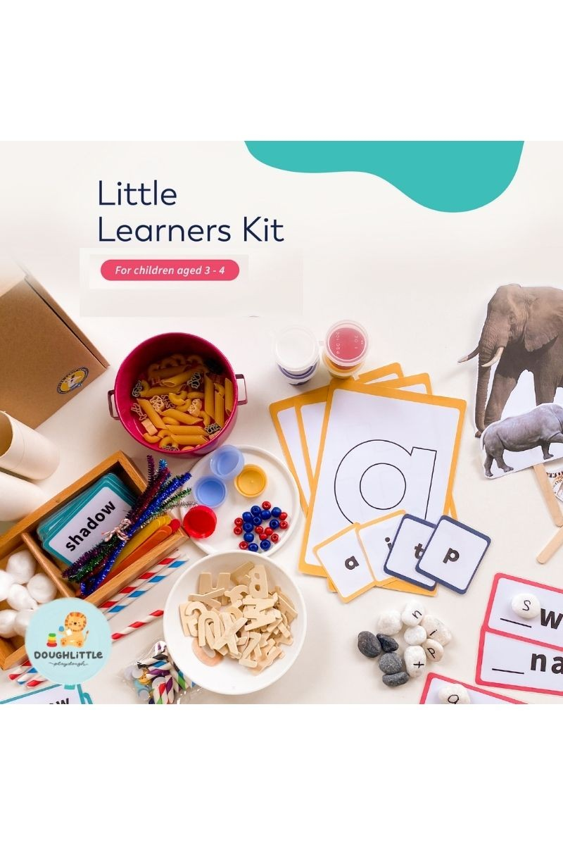 Little Learners Kit (Ages 3-4)