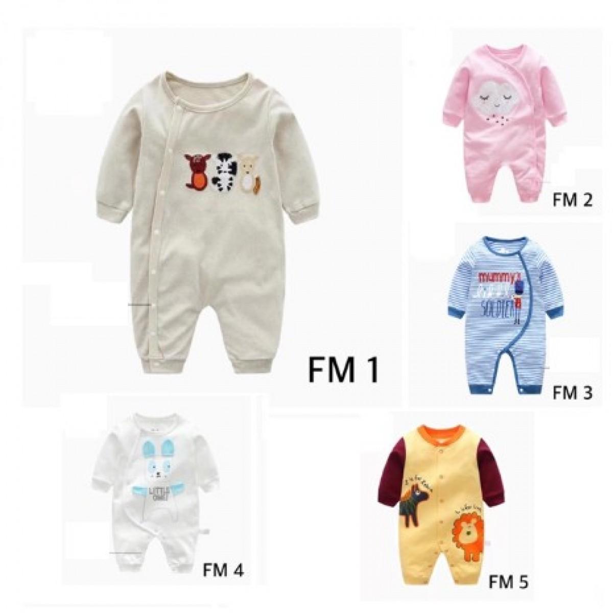 Jumper FM (firstmovement) tanpa kaki - Bunda Ina Shop