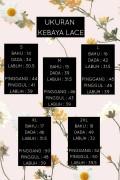 KEBAYA SULAM - L3 - Aiman Collection