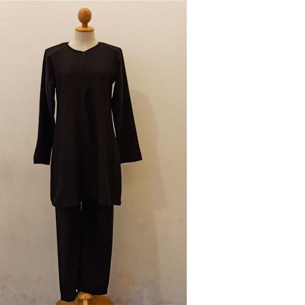 SET EAMAN MINI - BLACK - Aiman Collection