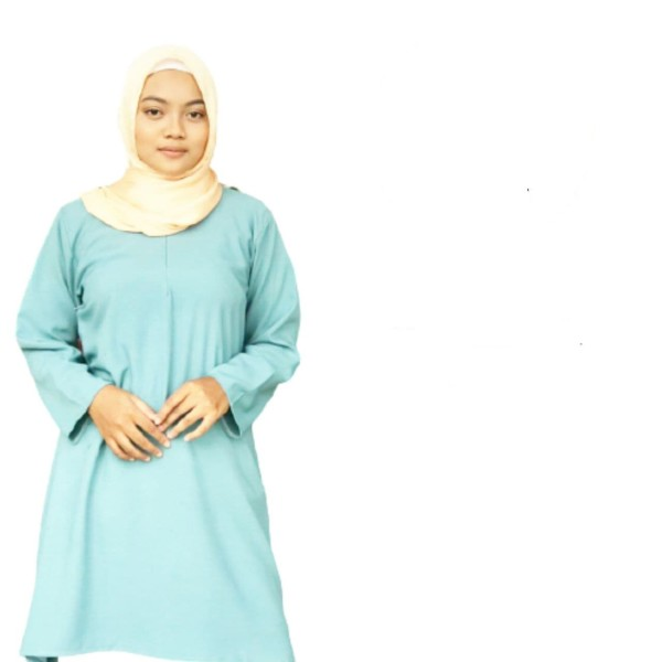 BLOUSE MUSLIMAH - C6 - Aiman Collection