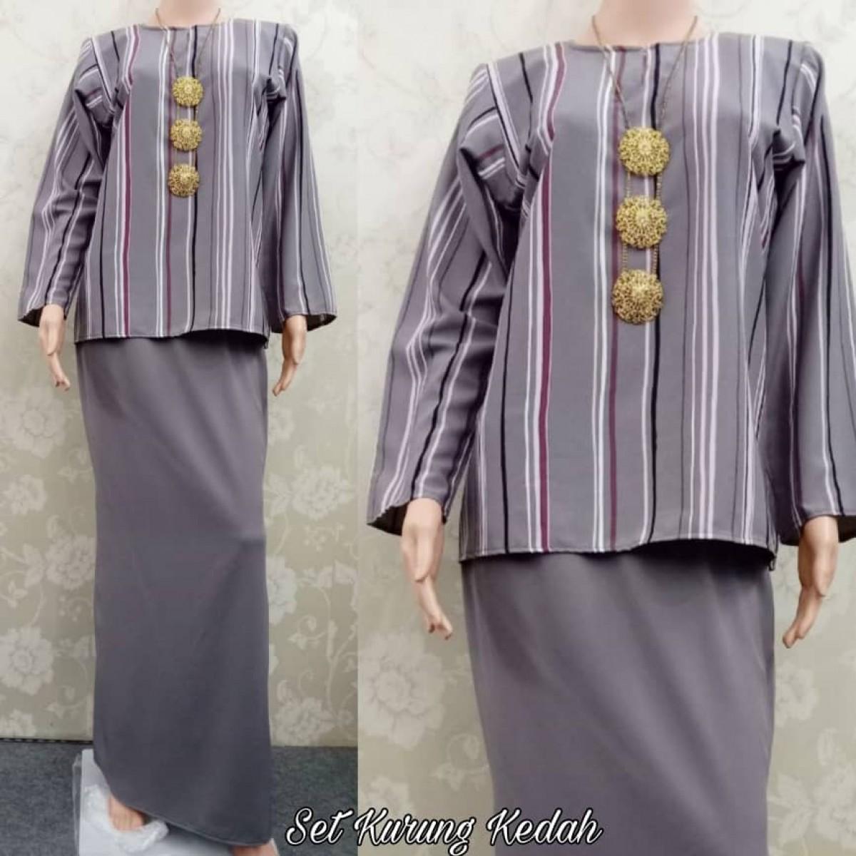 KURUNG KEDAH - K34 - Aiman Collection