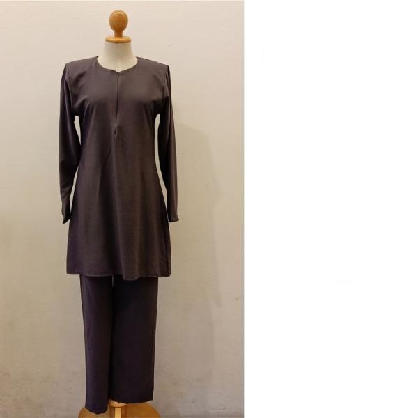 SET EAMAN MINI - GREY - Aiman Collection